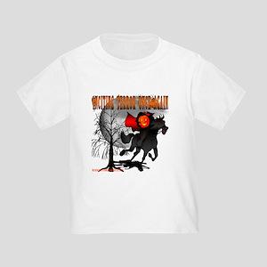 Headless Horseman Toddler T-Shirt