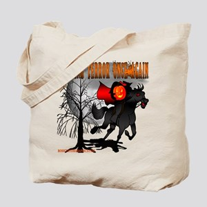 Headless Horseman Tote Bag
