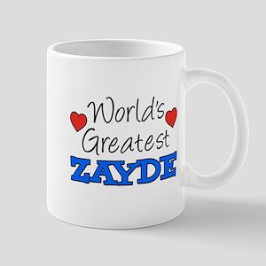 World's Greatest Zayde Drinkware Mugs