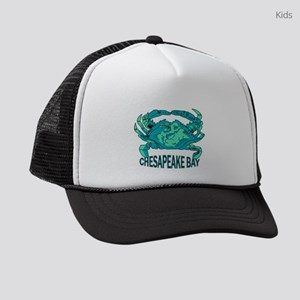 Chesapeake Bay Kids Trucker hat
