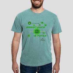 Resistance Is Futile Mens Comfort Colors T-Shirt