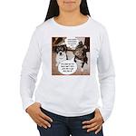 Bad Ass Women's Long Sleeve T-Shirt