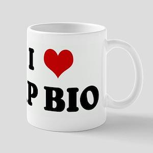 I Love AP BIO Mug