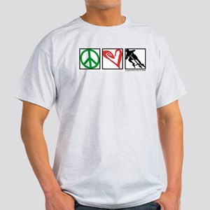 PEACE LOVE CARVE Light T-Shirt