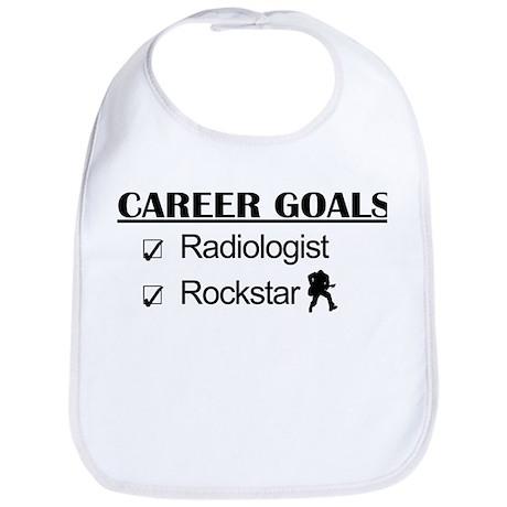 Radiologist Career Goals - Rockstar Bib