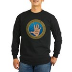 Not Penny's Boat Long Sleeve Dark T-Shirt