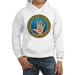 Not Penny's Boat Hooded Sweatshirt