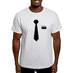 Geek Tie Light T-Shirt
