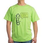 Life Wizard Green T-Shirt