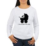 Gamer from Birth Women's Long Sleeve T-Shirt