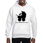 Gamer from Birth Hooded Sweatshirt