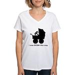 Gamer from Birth Women's V-Neck T-Shirt