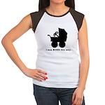 Gamer from Birth Women's Cap Sleeve T-Shirt