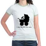 Gamer from Birth Jr. Ringer T-Shirt