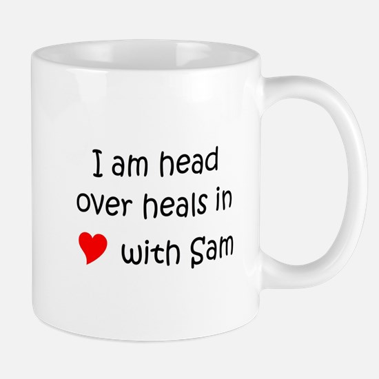 Cute I heart sam Mug