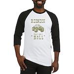 Redneck That's How I Roll Baseball Jersey
