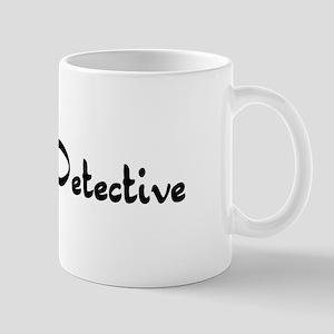 Giant Detective Mug