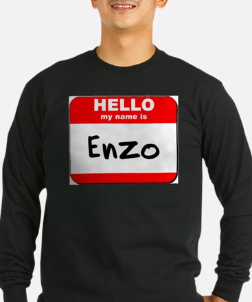 Hello my name is Enzo T