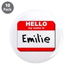 Hello my name is Emilie 3.5