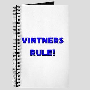 Vintners Rule! Journal