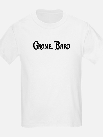 Gnome Bard T-Shirt