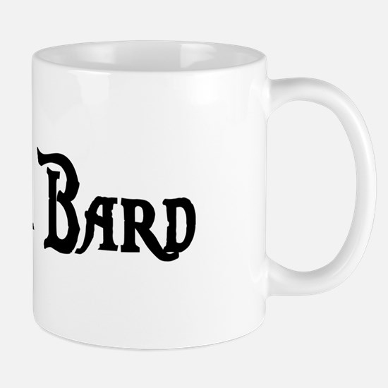 Gnome Bard Mug