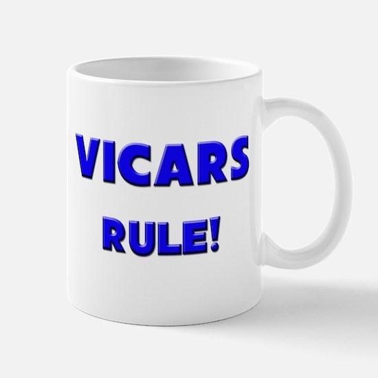 Vicars Rule! Mug
