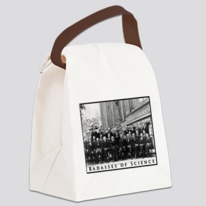 Badasses of Science Canvas Lunch Bag