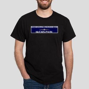 ILLUMINATING ENGINEERS for Mc Dark T-Shirt