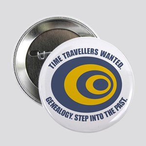 """Time Travellers 2.25"""" Button"""
