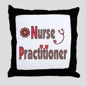 More Nurse Throw Pillow