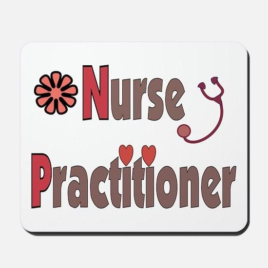 More Nurse Mousepad