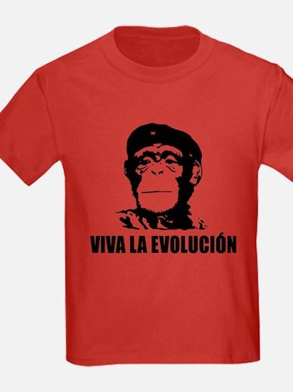 Viva La Evolucion Darwin T