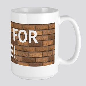 Vote for Me Large Mug