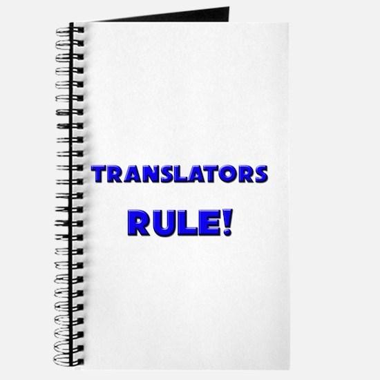 Translators Rule! Journal