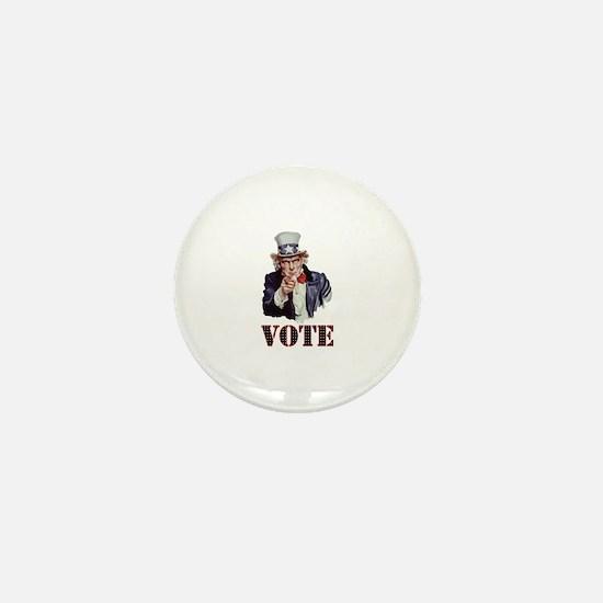 Vote! Mini Button