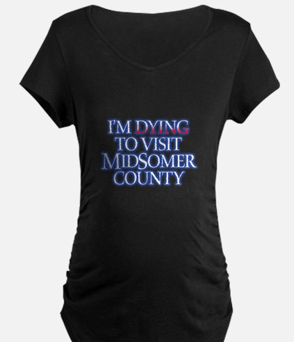 Dying to Visit T-Shirt