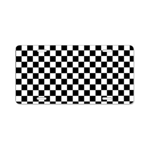 Black And White Checkered Gifts Cafepress