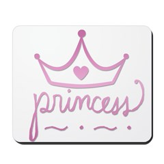 Princess Mousepad