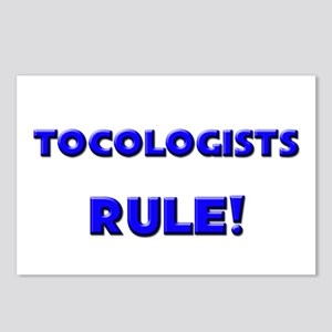 Tocologists Rule! Postcards (Package of 8)