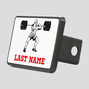 Weight Lifting Hitch Cover