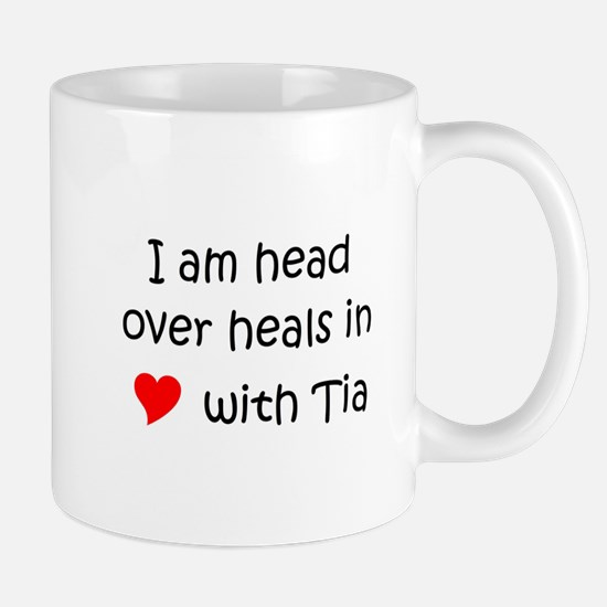 Cute I love tia Mug