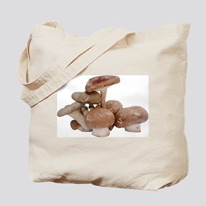 Some Mushrooms On Your Tote Bag