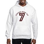 Proud Mom of 7 Hooded Sweatshirt