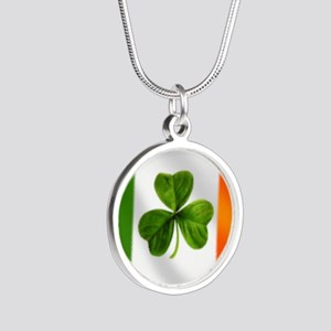 Irish Shamrock Flag Necklaces