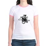 Brass & Sax Jr. Ringer T-Shirt