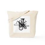 Brass & Sax Tote Bag
