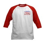 No VOTE #2 Kids Baseball Jersey