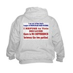 No VOTE #2 Kids Sweatshirt
