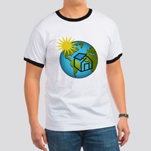 Solar Power Earth Ringer T